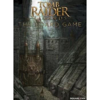Επιτραπέζιο Tomb Raider Legends the Board Game (Στα Αγγλικά) XTOMBZZZ05