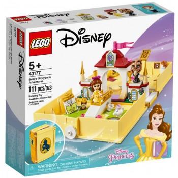 Lego Disney Princess 43177 Belle's Storybook Adventures