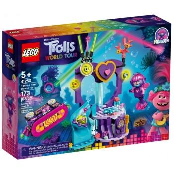 Lego Trolls World Tour 41250 Techno Reef Dance Party