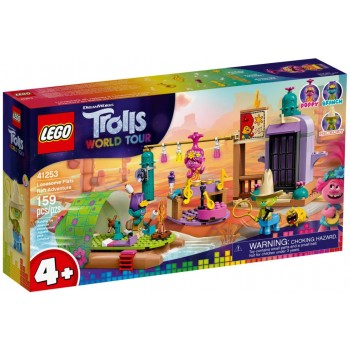 Lego Trolls World Tour 41253 Lonesome Flats Raft Adventure