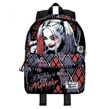 Karactermania dc Comics Harley Quinn Backpack 44cm 00587