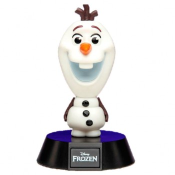 Paladone Frozen 2 3D Icon Light Olaf (PP5987FZ)