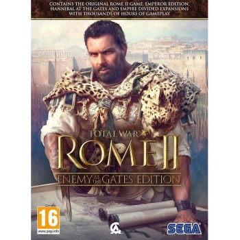 PC Total War: Rome II - Enemy At The Gates Edition