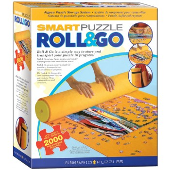 Eurographics 8955-0102 Smart Puzzle Roll & Go  2000pcs
