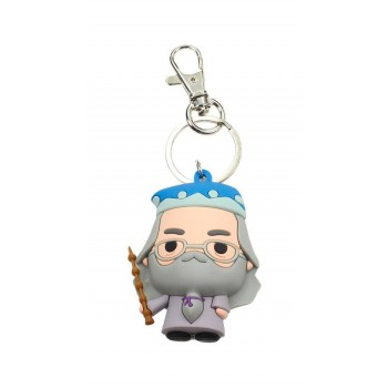 Sd Toys Harry Potter Rubber Keychain Albus Dumbledore 7 cm Sdtwrn20452