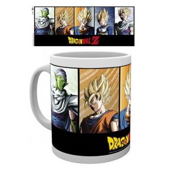 Gb eye Dragon Ball z mug Moody gye-Mg0905