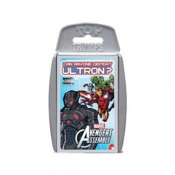 Επιτραπέζιο Top Trumps Avengers Assemble Αγγλικό 023993
