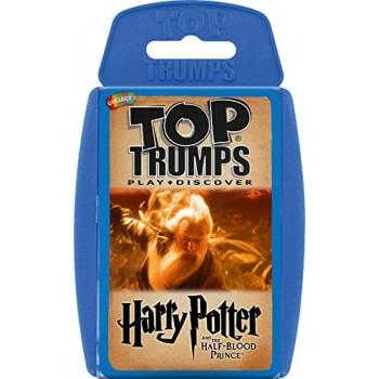 Επιτραπέζιο Top Trumps Harry Potter and The Half-Blood Prince Αγγλικό 023016