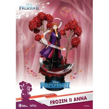 Beast Kingdom Toys Frozen 2 d-Stage pvc Diorama Anna 15 cm Bkdd-Stage-039
