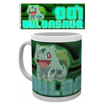 Gb eye Pokemon mug Bulbasaur Glow gye-Mg3482