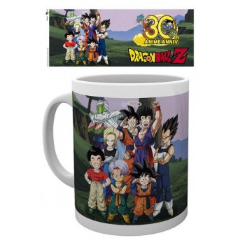 Gb eye Dragon Ball z mug 30th Aniversary gye-Mg1308
