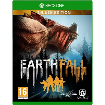 Μεταχειρισμένο Xbox One Earthfall - Deluxe Edition