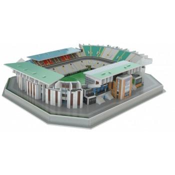 Nanostad Παζλ 3D 145τεμ. 32001 Γήπεδο Club Brugge Βέλγιο