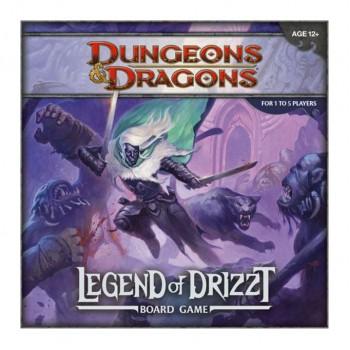 Επιτραπέζιο Dungeons & Dragons The Legend Of Drizzt (Στα Αγγλικά) 355940000