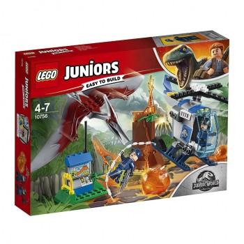 Lego Juniors 10756  Jurassic World Pteranadon Escape