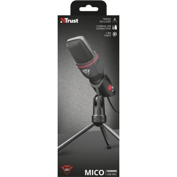 Trust (22191) gxt 212 Mico 3.5mm & usb Microphone