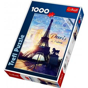 Trefl Πάζλ 1000τεμ. 10394 Paris At Dawn
