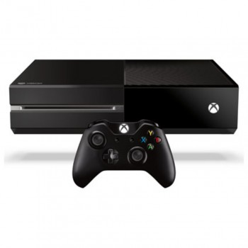 Console Microsoft Xbox One 500GB Black (old version)