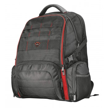 "Trust (22571) gxt 1250 Hunter Gaming Backpack for 17.3"" Laptops"