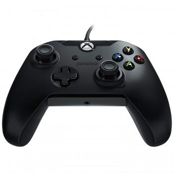 Pdp Wired Controller Black Ενσύρματο Χειριστήριο για Xbox one & Windows (048-082-bk)