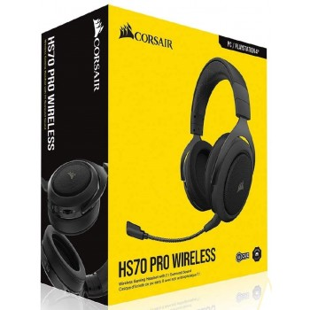 Corsair Gaming Headset Hs70 Pro Wireless Carbon (PC,PS4) CA-9011211-EU