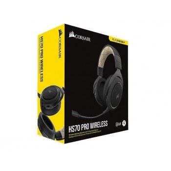 Corsair Gaming Headset Hs70 Pro Wireless Cream (PC,PS4) CA-9011210-EU