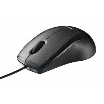 Trust (15862) Carve Optical Mouse - Black