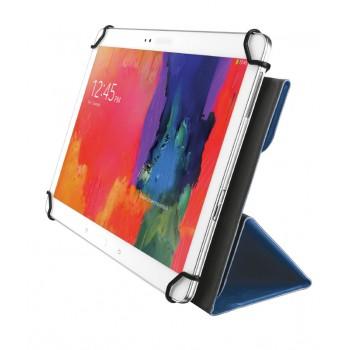"""Trust (21205) Aexxo Universal Folio Case 10.1"""" Blue"""