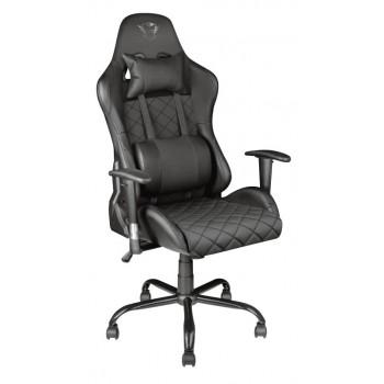 Trust (23287) gxt 707 Resto Gaming Chair - Black