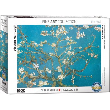 Eurographics Πάζλ 1000τεμ. 6000-0153 Almond Blossom by Van Gogh - Officially Licenced Museum