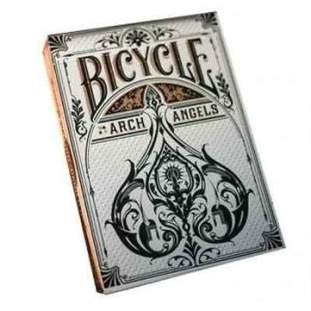 Τράπουλα BICYCLE Official Πλαστικοποιημένη  - Made USA - 19825 Archangels Premium