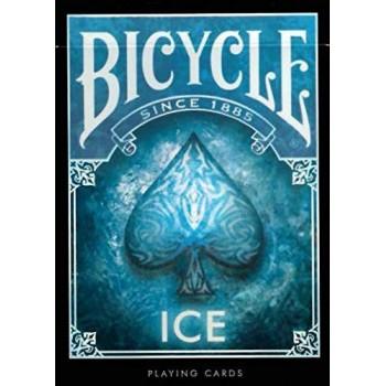 Τράπουλα BICYCLE Official Πλαστικοποιημένη  - Made USA - 24294 Ice