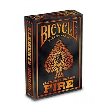 Τράπουλα BICYCLE Official Πλαστικοποιημένη  - Made USA - 23174 Fire