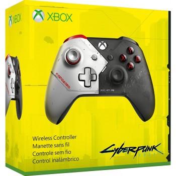 Microsoft New Xbox One Wireless Controller Cyberpunk 2077 Limited Edition