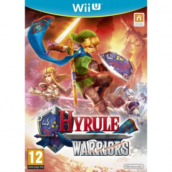 Wii U Hyrule Warriors