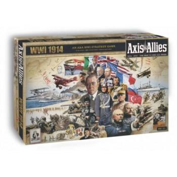 Επιτραπέζιο Axis & Allies WWI 1914 (Στα Αγγλικά)