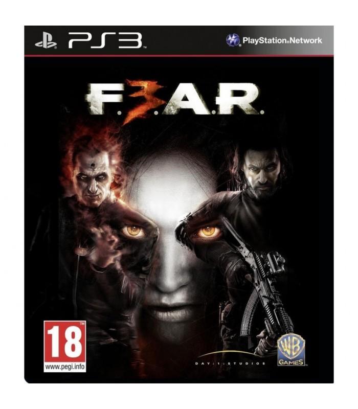 Μεταχειρισμένο PS3 Fear 3