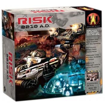 Επιτραπέζιο Risk 2210 A.D. (Στα Αγγλικά)