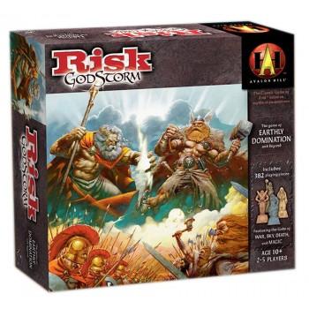 Επιτραπέζιο Risk Godstorm (Στα Αγγλικά) 217590000