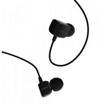Remax Ακουστικά RM-505 μαύρα