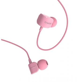 Remax Ακουστικά RM-502 ροζ