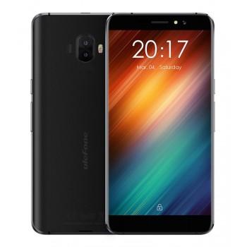 "Ulefone Smartphone S8, 5.3"" HD, 2GB/16GB, Quad Core, Dual Camera, μάυρο"