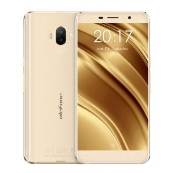 "Ulefone Smartphone S8, 5.3"" HD, 2GB/16GB, Quad Core, Dual Camera, χρυσό"